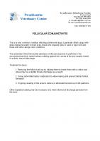 Follicular conjunctivitis